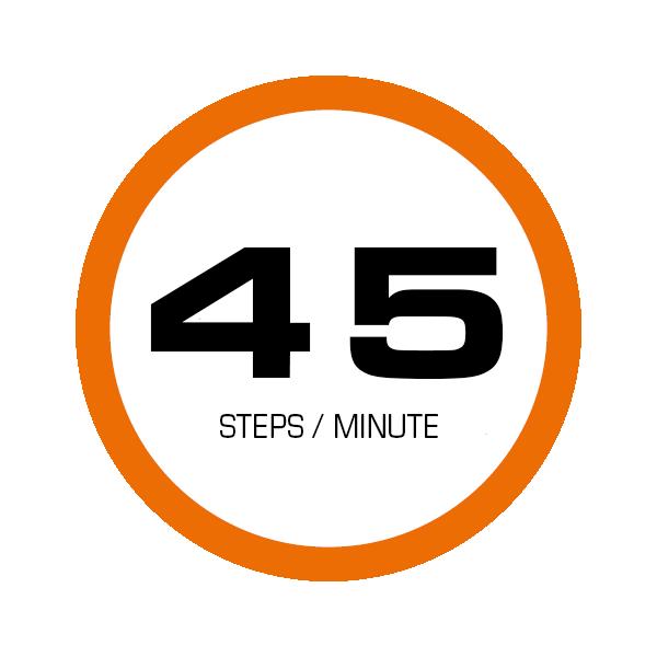 Der elektrische Treppensteiger CargoMaster C120 hat eine Steiggeschwindigkeit von 50 Stufen pro Minute